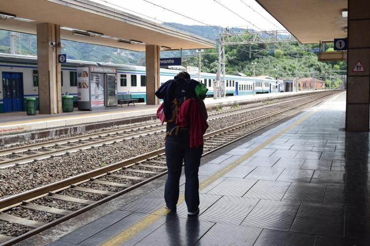 train levanto